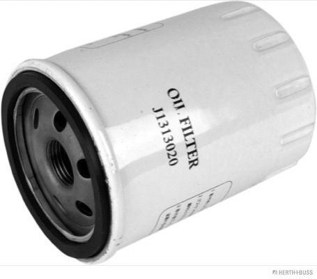 HERTH+BUSS JAKOPARTS  J1313020 Ölfilter Ø: 76mm, Höhe: 106mm