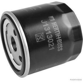 Oil Filter J1313021 6 Hatchback (GH) 1.8 MZR MY 2012