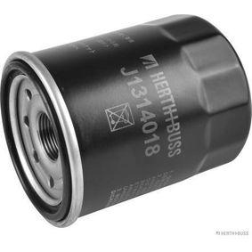 Ölfilter Ø: 67mm, Länge: 85mm, Länge: 85mm mit OEM-Nummer 15400 PME T01