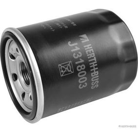 Filtro de aceite J1318003 SWIFT 3 (MZ, EZ) 1.6 (RS 416) ac 2011