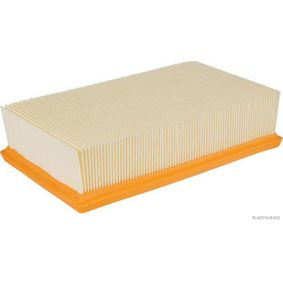 Air Filter Inner Length: 223mm, Outer Length: 240mm, Outer Width: 141mm, Height: 58mm with OEM Number 1654 6BN 701