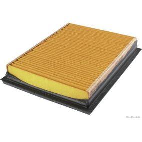 Luftfilter Länge innen: 207mm, Länge außen: 219mm, Breite außen: 169mm, Höhe: 35mm med OEM Nummer 2S61-9601C-A