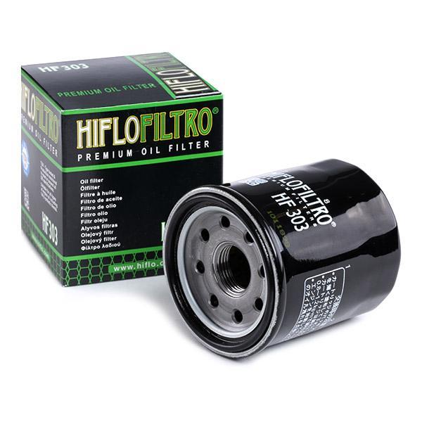 Ölfilter HifloFiltro HF303 Erfahrung