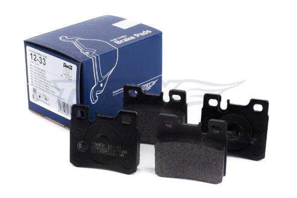 Bremsbelagsatz TOMEX brakes 1233 Bewertung