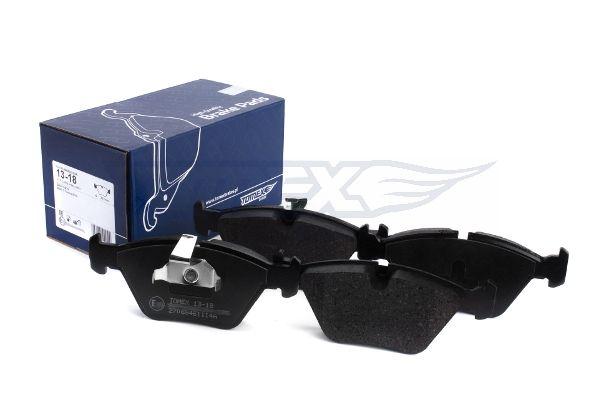 Bremsbelagsatz TOMEX brakes 21676 Bewertung