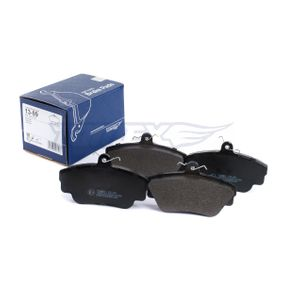 Brake Pad Set, disc brake Width: 110mm, Height: 67,5mm, Thickness: 17,2mm with OEM Number 3 344 787