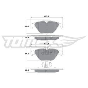 Mercedes S204 C200 Kompressor (204.241) Radmuttern TOMEX brakes TX 17-39 (C200 Kompressor (204.241) Benzin 2008 M 271.950)