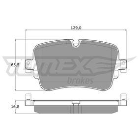TX 18-24 TOMEX brakes 22307 in Original Qualität