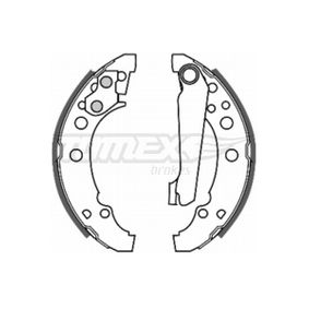 Bremsbackensatz Breite: 31mm mit OEM-Nummer 171609525A