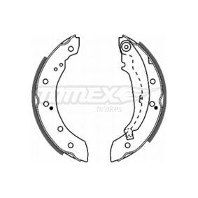 Bremsbackensatz Breite: 38mm mit OEM-Nummer 7701-205-720