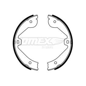 Комплект спирачна челюст TX 22-67 M-класа (W164) ML 320 CDI 3.0 4-matic (164.122) Г.П. 2005