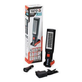 Elemlámpa Akkumulátor-kapacitás: 1800mAh, Világítás fajta: LED YT08505