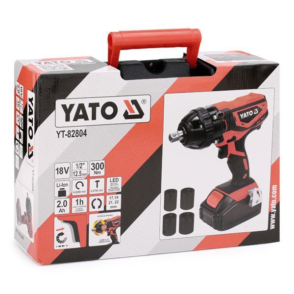 Slagmoersleutel YATO YT-82804 expert kennis