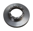 OEM Disco de freno SAF 4079001701