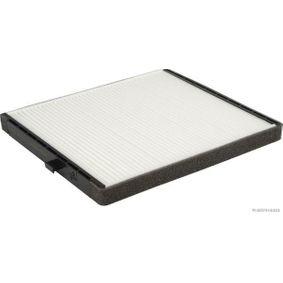 Filtro, aire habitáculo Long.: 247mm, Ancho: 210mm, Altura: 19mm con OEM número EC96539649