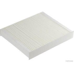 Filter, Innenraumluft Länge: 239,5mm, Breite: 204mm, Höhe: 35mm mit OEM-Nummer 13271190
