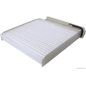 Filter, interior air Length: 221mm, Width: 189mm, Height: 42mm with OEM Number 7701 059 997
