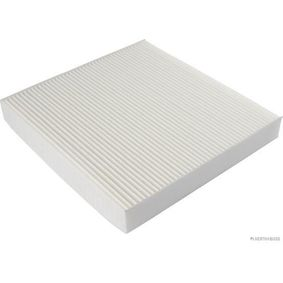 Filter, interior air Length: 234mm, Width: 223mm, Height: 28mm with OEM Number 80292-SWA-A01
