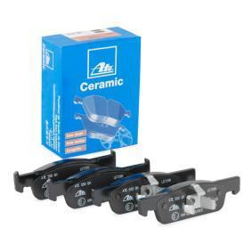 Brake Pad Set, disc brake 13.0470-7298.2 Clio 4 (BH_) 1.5 dCi 90 MY 2021