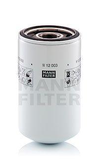 MANN-FILTER  W 12 003 Ölfilter Ø: 118mm, Innendurchmesser 2: 97mm, Innendurchmesser 2: 109mm, Höhe: 204mm