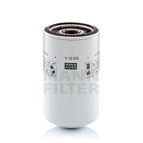 Ölfilter Ø: 118mm, Innendurchmesser 2: 97mm, Innendurchmesser 2: 109mm, Höhe: 204mm mit OEM-Nummer 15607-2190