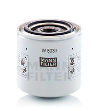 MANN-FILTER  W 8030 Ölfilter Ø: 93mm, Innendurchmesser 2: 63mm, Innendurchmesser 2: 71mm, Höhe: 97mm