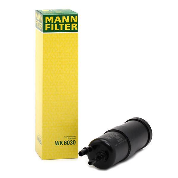 Inline fuel filter MANN-FILTER WK6030 expert knowledge