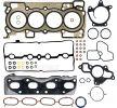 Engine gasket kit REINZ 13766529 with valve stem seals