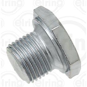 Tapón roscado, colector de aceite 587.240 SAXO (S0, S1) 1.5D ac 2002