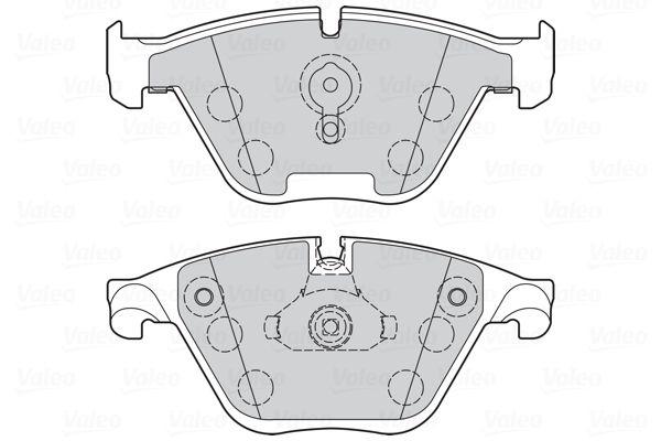 Bremsbelagsatz VALEO 302273 Bewertung