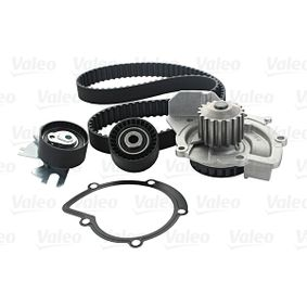 Water pump and timing belt kit with OEM Number 1761515