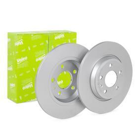 Bremsscheibe Bremsscheibendicke: 12mm, Felge: 5-loch, Ø: 300mm mit OEM-Nummer 8K0 615 601M