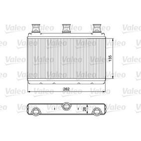 BMW E61 520d Wärmetauscher VALEO 811537 (520d Diesel 2008 M47 D20 (204D4))