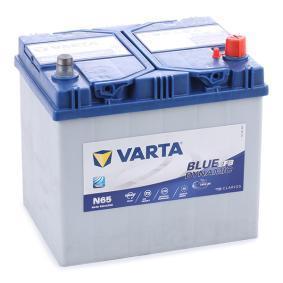 Starterbatterie Polanordnung: 0 mit OEM-Nummer 244103HC0AIS