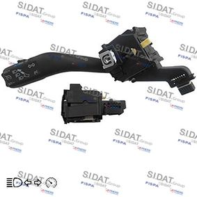 Steering Column Switch Number of connectors: 10, with cruise control, with high beam function with OEM Number 1K0 953 513G