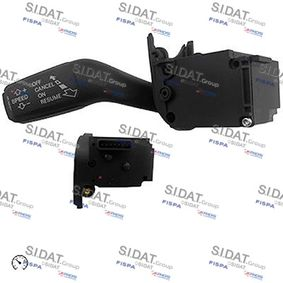 Steering Column Switch Number of connectors: 10, with cruise control with OEM Number 4E0 953 521