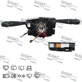 Steering Column Switch with board computer function, with high beam function, with light dimmer function, with rear fog light function, with rear wipe-wash function, with wipe interval function, with wipe-wash function with OEM Number 98 072 680 ZD