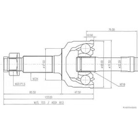 HERTH+BUSS JAKOPARTS J2826019 Bewertung