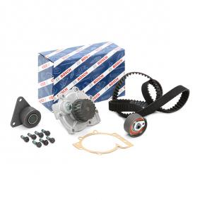 Water pump and timing belt kit 1 987 946 962 V70 2 (SW) 2.3 T5 MY 2002
