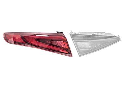 VAN WEZEL  0128921 Luce posteriore