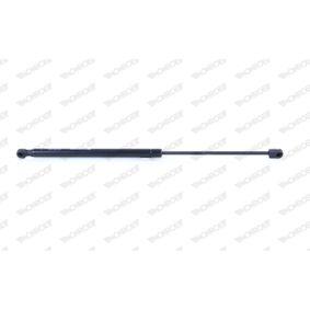 Heckklappendämpfer / Gasfeder Hub: 203mm mit OEM-Nummer 5JA827550