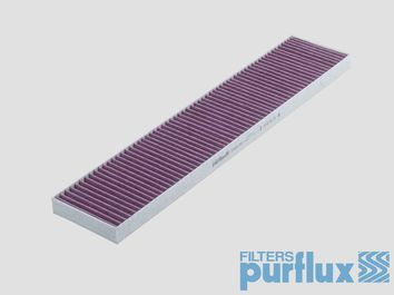 PURFLUX  AHA129 Filter, Innenraumluft Länge: 535mm, Breite: 110mm, Höhe: 25mm
