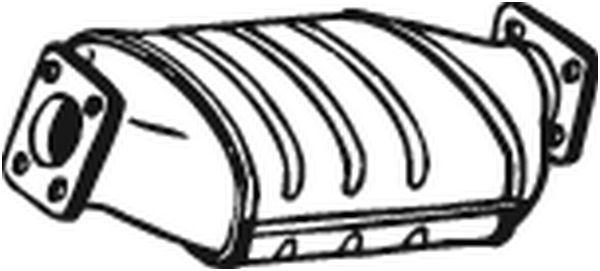 BOSAL  097-310 Rußpartikelfilter