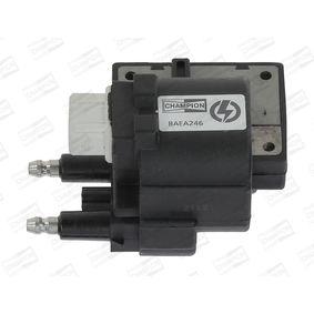 Zündspule Pol-Anzahl: 3-polig, Anschlussanzahl: 2 mit OEM-Nummer 7701 041 608