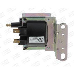 Zündspule Pol-Anzahl: 4-polig, Anschlussanzahl: 1 mit OEM-Nummer 1208004
