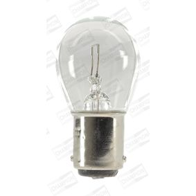 Bulb, indicator transparent 12V 24W, W5W, BA15d CBM71S