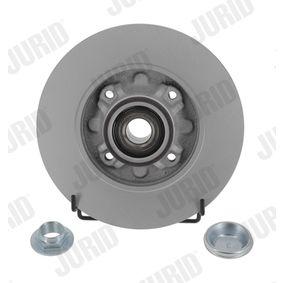 Bremsscheibe Bremsscheibendicke: 9mm, Lochanzahl: 4, Ø: 249mm mit OEM-Nummer 4249,66