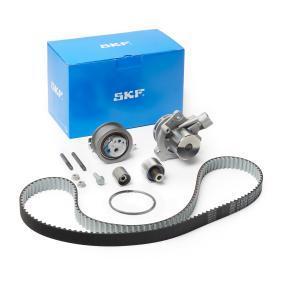 Tiguan 5n 2.0TDI Wasserpumpe + Zahnriemensatz SKF VKMC 01278-1 (2.0 TDI Diesel 2018 CUVE)