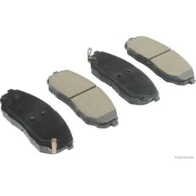2019 KIA Sorento jc 2.5 CRDi Brake Pad Set, disc brake J3600318