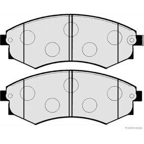 Bremsbelagsatz, Scheibenbremse Art. Nr. J3600530 120,00€